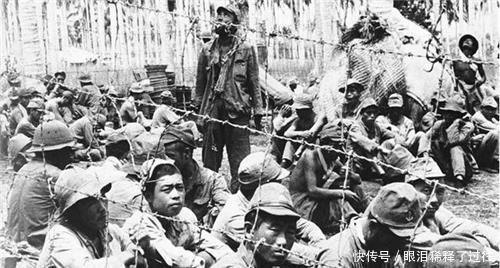 劳动|60万日军俘虏最终剩40万,女俘虏除了劳动,还要备受虐待